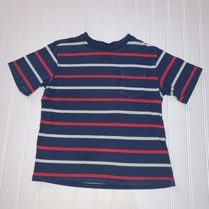 Crewcuts stripe t-shirt M (4-5) must bundle